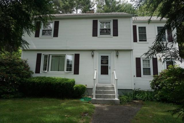 7 Ayer St, Andover, MA 01810 (MLS #72347936) :: Goodrich Residential
