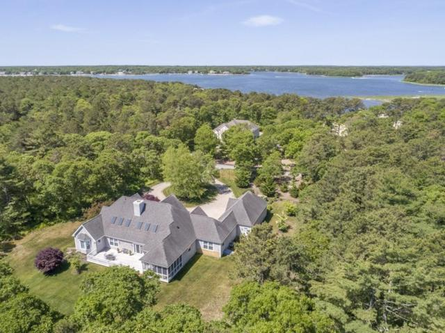 121 Peppercorn Lane, Barnstable, MA 02635 (MLS #72348142) :: The Gillach Group