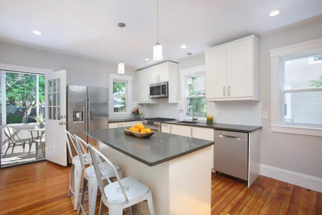 1015 Washington St. #1, Newton, MA 02460 (MLS #72348250) :: Westcott Properties