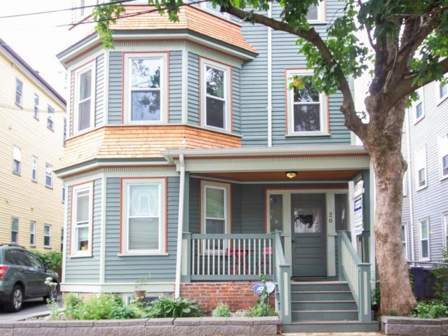 20 Spalding St #2, Boston, MA 02130 (MLS #72348384) :: Hergenrother Realty Group