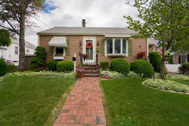 38 Little Neck Ave, Swansea, MA 02777 (MLS #72348386) :: Hergenrother Realty Group