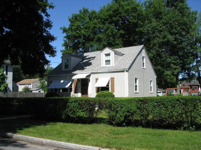 32 Hamlet St, Springfield, MA 01104 (MLS #72348579) :: Westcott Properties