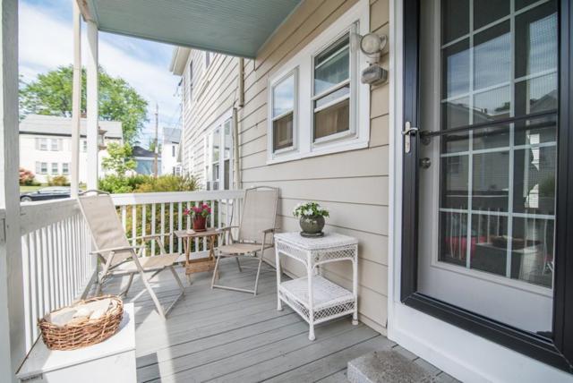 220 Woodside #1, Winthrop, MA 02152 (MLS #72348688) :: Goodrich Residential