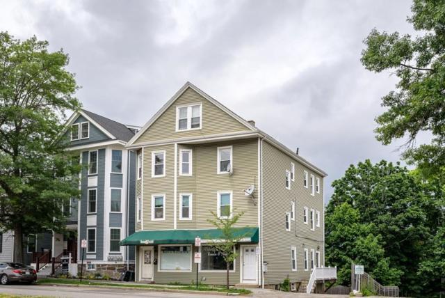 803-807 Boylston St, Brookline, MA 02467 (MLS #72348806) :: Goodrich Residential