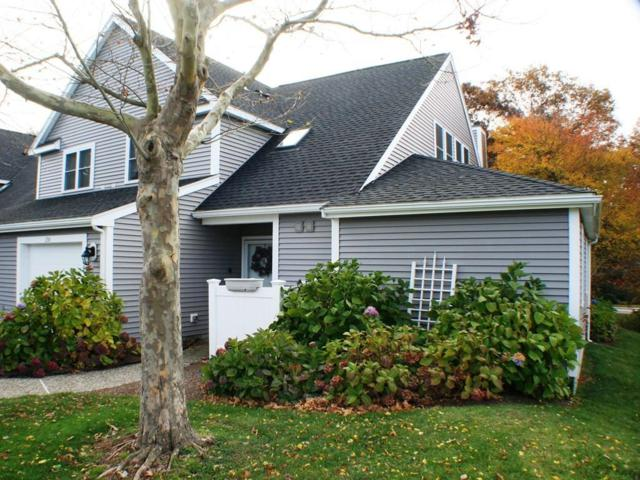 208 White Cliff Dr #208, Plymouth, MA 02360 (MLS #72348882) :: Goodrich Residential