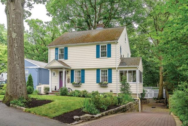 36 Risley Rd, Brookline, MA 02467 (MLS #72348916) :: Goodrich Residential