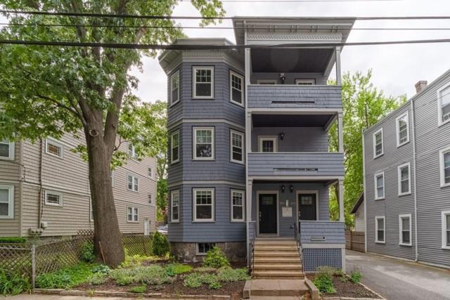300-302 Chestnut Avenue #2, Boston, MA 02130 (MLS #72349025) :: Driggin Realty Group
