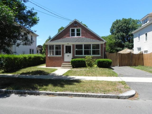206 Parker St, Springfield, MA 01151 (MLS #72349284) :: Hergenrother Realty Group
