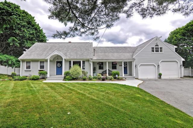 107 Providence St, Rehoboth, MA 02769 (MLS #72349339) :: Cobblestone Realty LLC