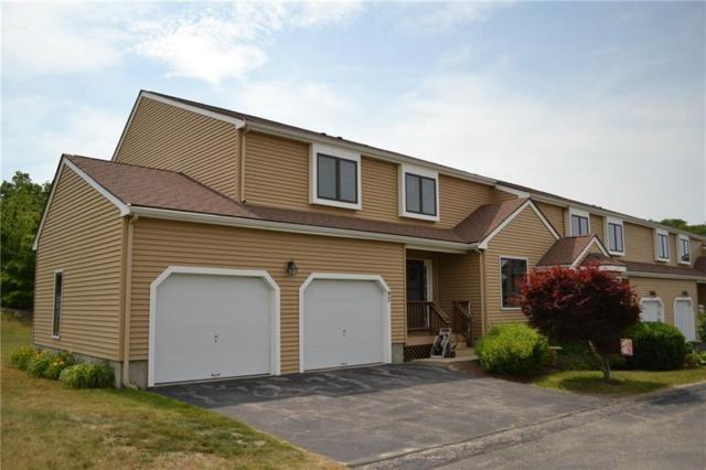 80 Fisher #92, Cumberland, RI 02864 (MLS #72349420) :: Westcott Properties