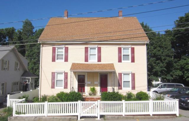 96 Eastern Ave #2, Woburn, MA 01801 (MLS #72349433) :: Goodrich Residential