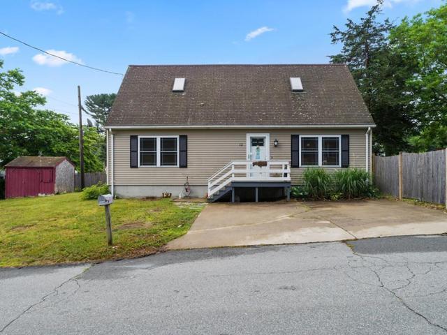 12 Crane Ave, Westport, MA 02790 (MLS #72349495) :: Cobblestone Realty LLC