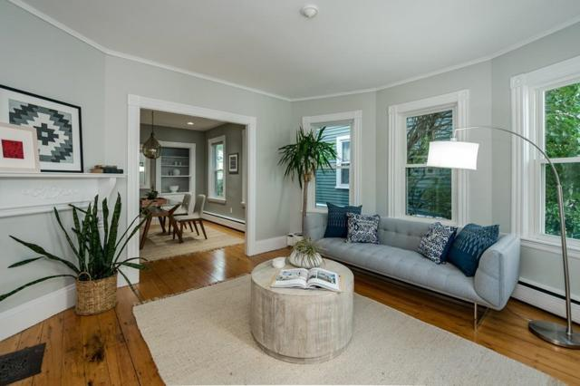 9 Gilson Terrace #1, Somerville, MA 02144 (MLS #72349503) :: The Goss Team at RE/MAX Properties