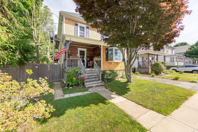 22 Elm Avenue, Fairhaven, MA 02719 (MLS #72349626) :: Cobblestone Realty LLC
