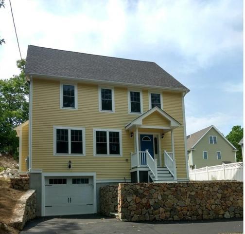 9 Orchard Street, Boston, MA 02136 (MLS #72349701) :: Goodrich Residential