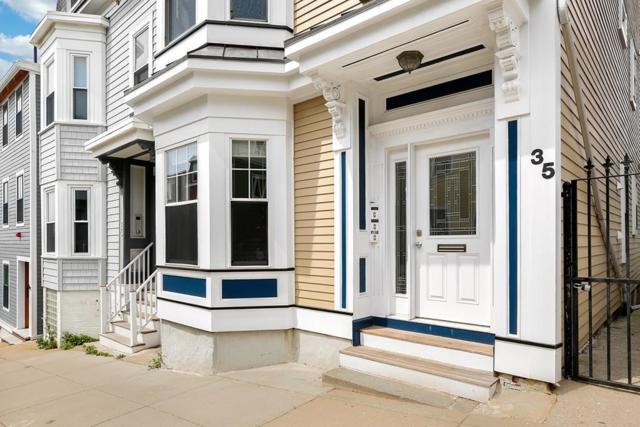 35 Gates St #1, Boston, MA 02127 (MLS #72349757) :: Westcott Properties