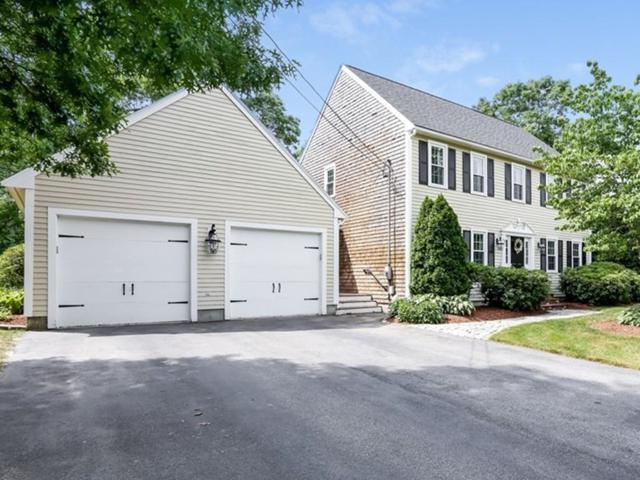 15 Jessie Lane, Taunton, MA 02780 (MLS #72349765) :: Westcott Properties
