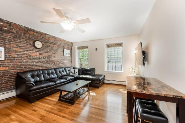 243 North St. #4, Boston, MA 02113 (MLS #72349786) :: Westcott Properties