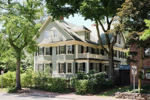 213 Brattle Street, Cambridge, MA 02138 (MLS #72349809) :: Driggin Realty Group