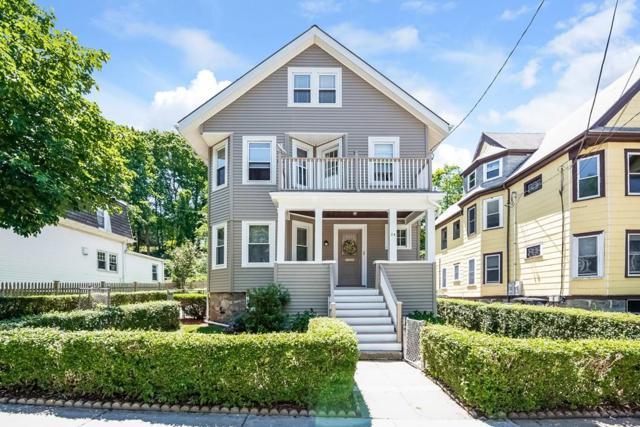 24 Gardenside St, Boston, MA 02131 (MLS #72349851) :: Westcott Properties