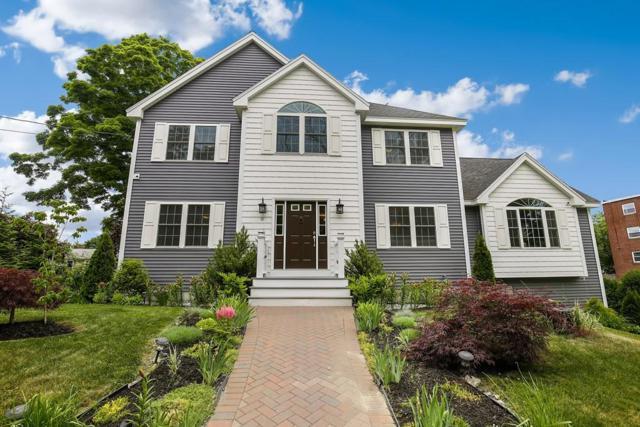 11 Fairview Road, Stoneham, MA 02180 (MLS #72349872) :: Westcott Properties