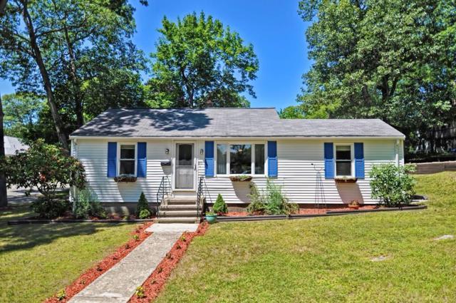120 Samoset Ave, Mansfield, MA 02048 (MLS #72349887) :: Westcott Properties