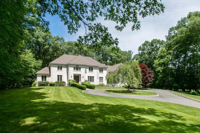 788 Strawberry Hill Rd, Concord, MA 01742 (MLS #72349892) :: Westcott Properties