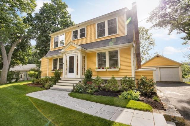 4 Rangeley Ridge, Winchester, MA 01890 (MLS #72349904) :: Westcott Properties