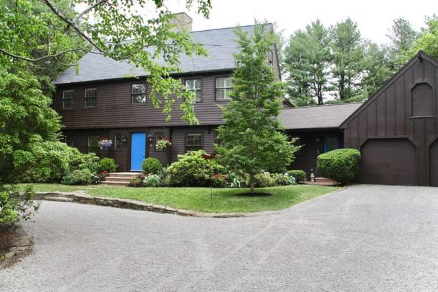 12 Fairfield Drive, Lexington, MA 02420 (MLS #72349907) :: Westcott Properties
