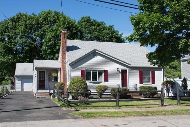 20 Proctor Circle, Peabody, MA 01960 (MLS #72349912) :: Westcott Properties