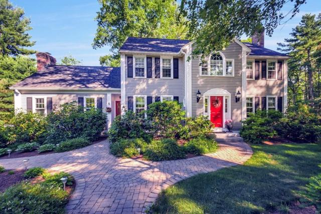8 Huckleberry Lane, Acton, MA 01720 (MLS #72349983) :: Apple Country Team of Keller Williams Realty