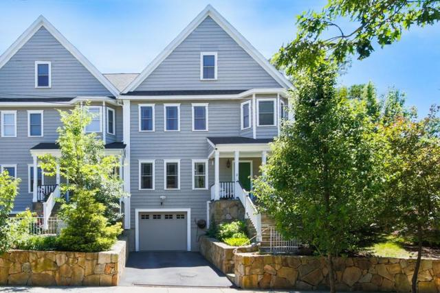 62 Jackson St #2, Newton, MA 02459 (MLS #72350106) :: Vanguard Realty