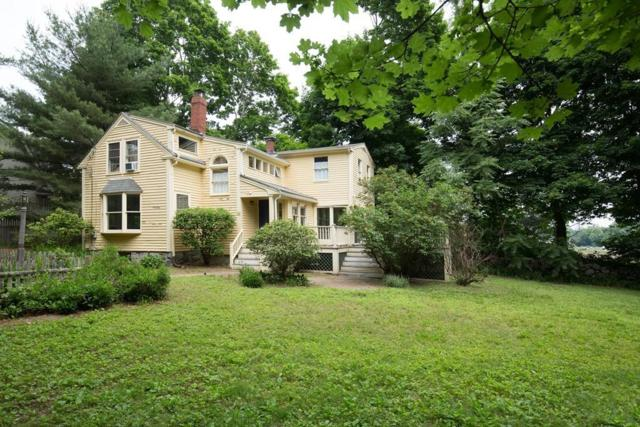 48 Pleasant Street, Lexington, MA 02421 (MLS #72350155) :: Commonwealth Standard Realty Co.