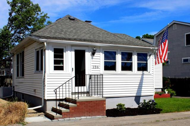 126 Rockland St, Quincy, MA 02169 (MLS #72350165) :: Mission Realty Advisors