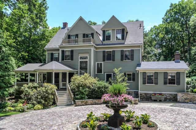 30 Cliff Rd, Wellesley, MA 02481 (MLS #72350191) :: Commonwealth Standard Realty Co.