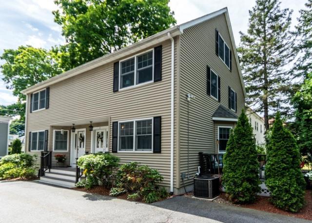 100 Howard Street #2, Waltham, MA 02451 (MLS #72350253) :: Vanguard Realty