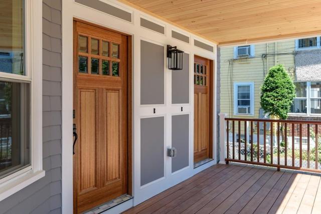 6 Rawson Rd #1, Arlington, MA 02474 (MLS #72350324) :: Commonwealth Standard Realty Co.