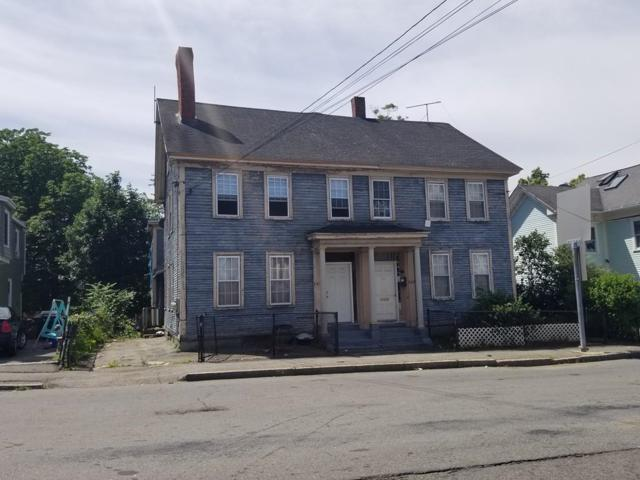 161 Andover St, Lowell, MA 01852 (MLS #72350391) :: Goodrich Residential