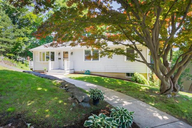 11 Twin Circle Dr, Arlington, MA 02474 (MLS #72350394) :: Commonwealth Standard Realty Co.