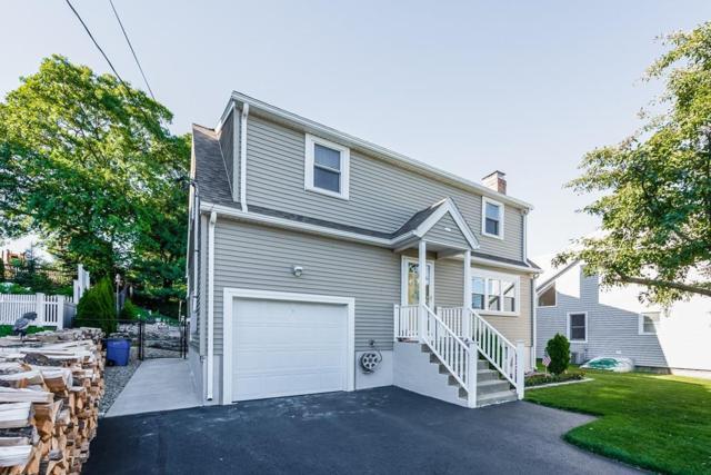 435 Appleton St, Arlington, MA 02476 (MLS #72350398) :: Commonwealth Standard Realty Co.