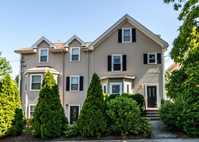90 High Street #2, Waltham, MA 02453 (MLS #72350424) :: Vanguard Realty