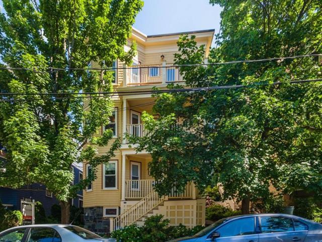 16 Cambridge Terrace #2, Cambridge, MA 02140 (MLS #72350492) :: Goodrich Residential