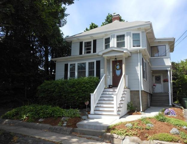 60 Hillside Road, Watertown, MA 02472 (MLS #72350610) :: Vanguard Realty
