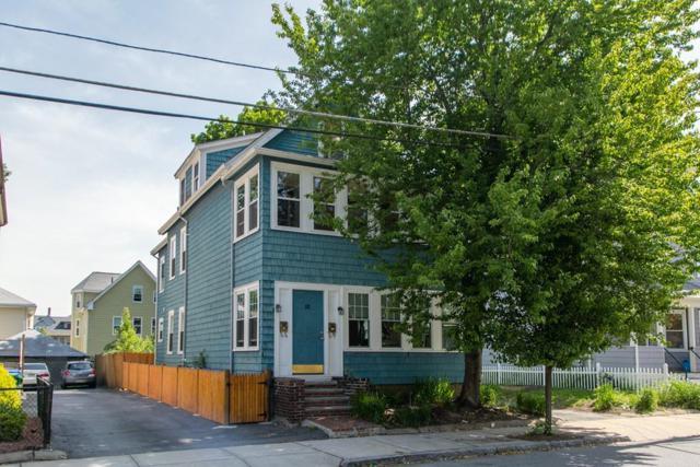 17 Orchard St., Medford, MA 02155 (MLS #72350663) :: Westcott Properties
