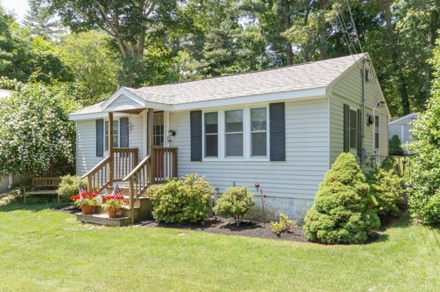 19 Beechwood Ave, Lakeville, MA 02347 (MLS #72350714) :: Commonwealth Standard Realty Co.