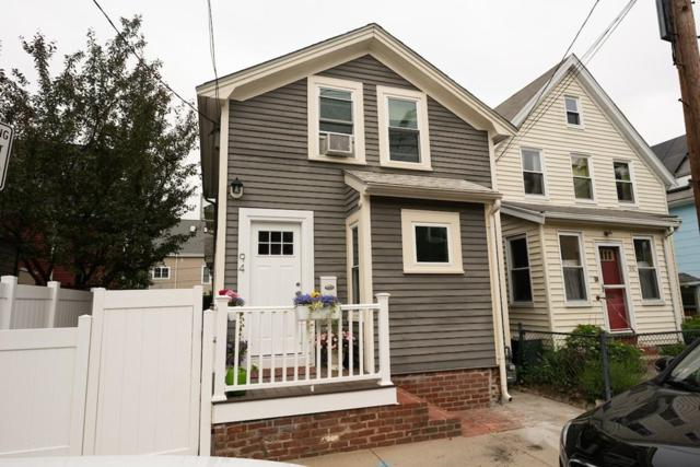 94 Reed St, Cambridge, MA 02140 (MLS #72350964) :: Charlesgate Realty Group