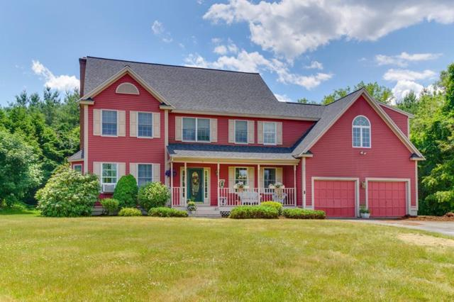 9 Blueberry Ln, Northborough, MA 01532 (MLS #72351025) :: Vanguard Realty