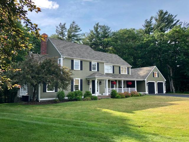 25 Mill Brook Way, Hanover, MA 02339 (MLS #72351090) :: The Goss Team at RE/MAX Properties