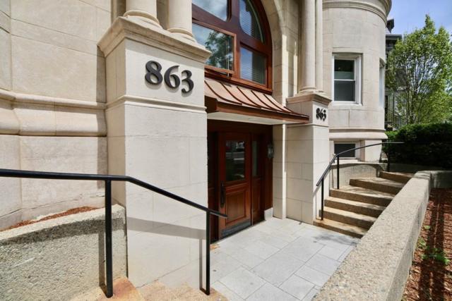 863 Massachusetts Ave #17, Cambridge, MA 02139 (MLS #72351098) :: Vanguard Realty