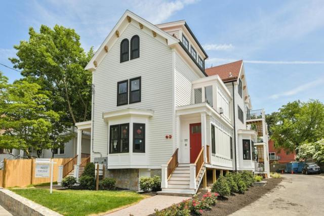 186A Grampian Way #2, Boston, MA 02125 (MLS #72351135) :: Charlesgate Realty Group